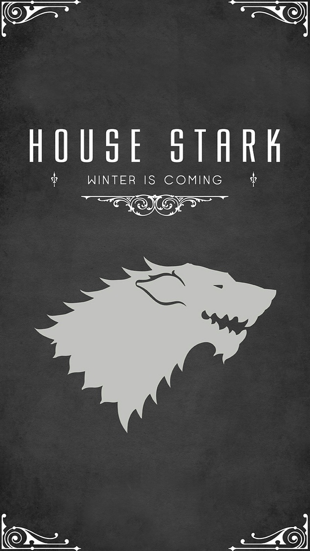 Game Of Thrones iPhone 5 Wallpaper Covers Heat 640x1136