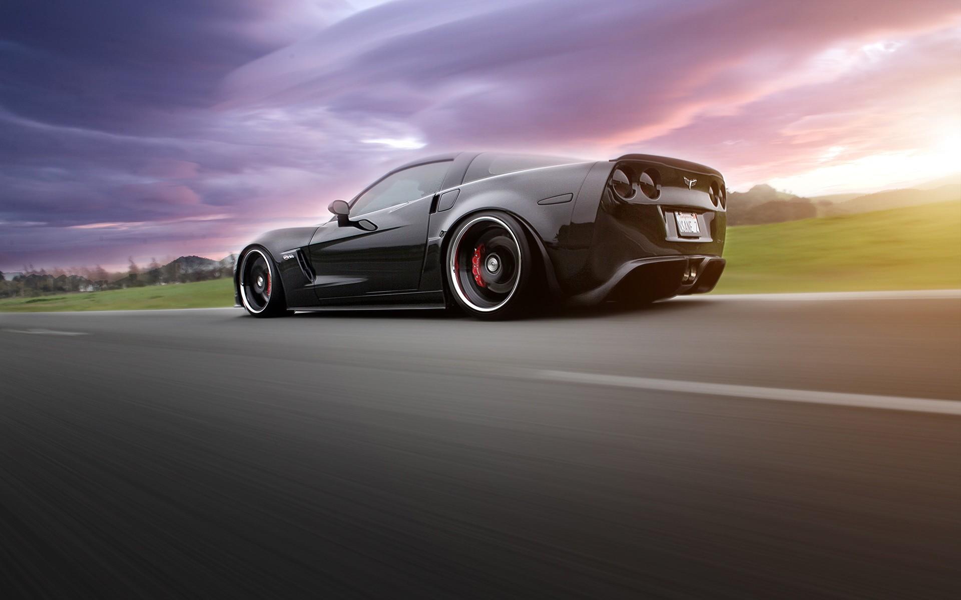 HD Corvette Wallpapers 1920x1200