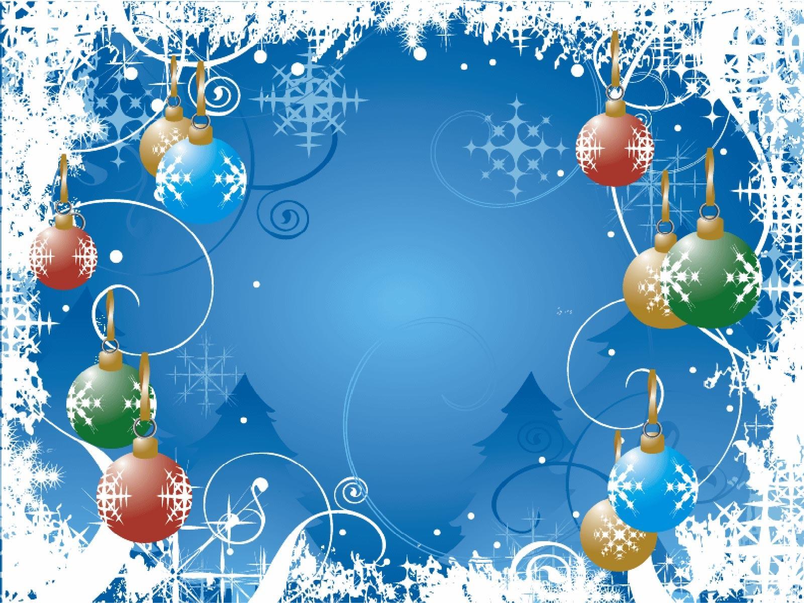 Winter Holiday desktop wallpaper
