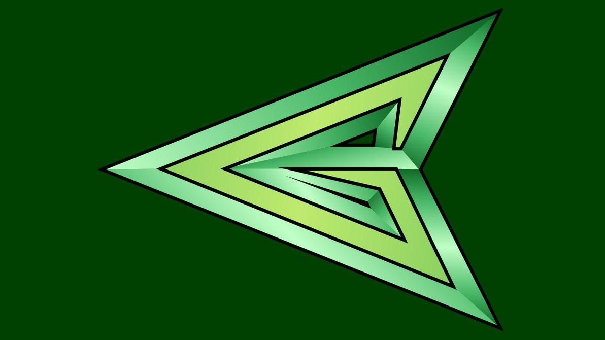 DC Green Arrow Wallpaper - WallpaperSafari Green Arrow Superhero Logo