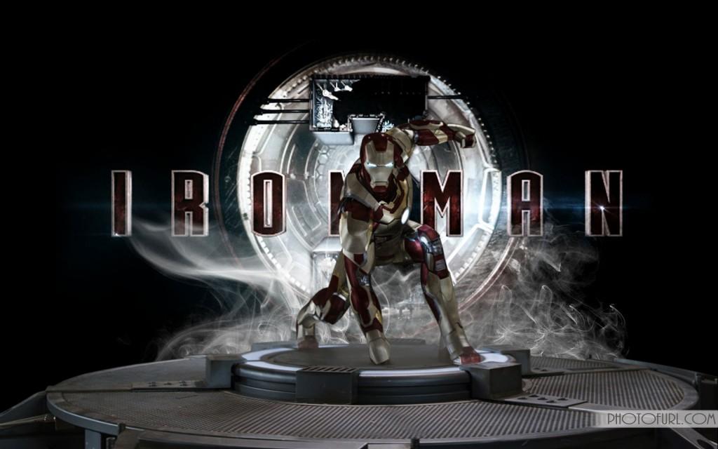 Iron Man 3 Desktop 1024x640