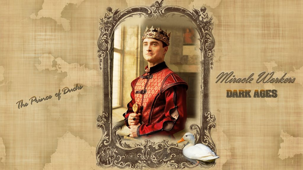 Miracle Workers Dark Ages Wallpaper Simply Daniel Radcliffe 1024x576