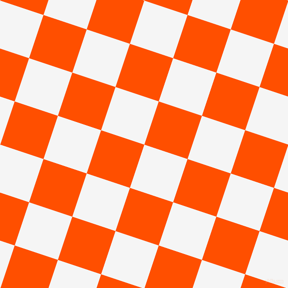 White Smoke and International Orange checkers chequered checkered 569x569