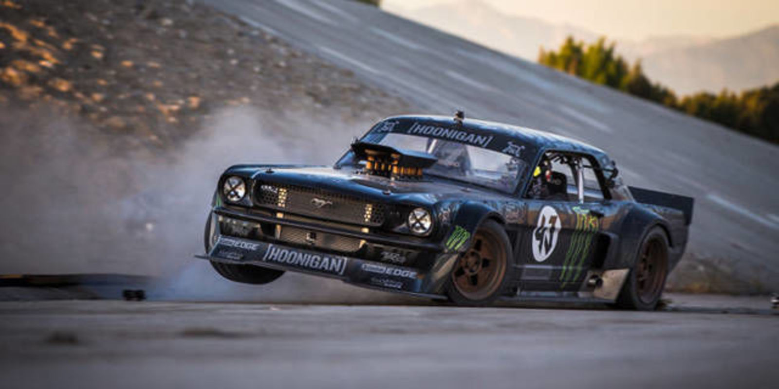 47 Ken Block Mustang Wallpaper On Wallpapersafari