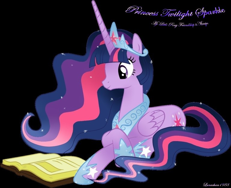 My Little Pony Princess Twilight Sparkle 768x625