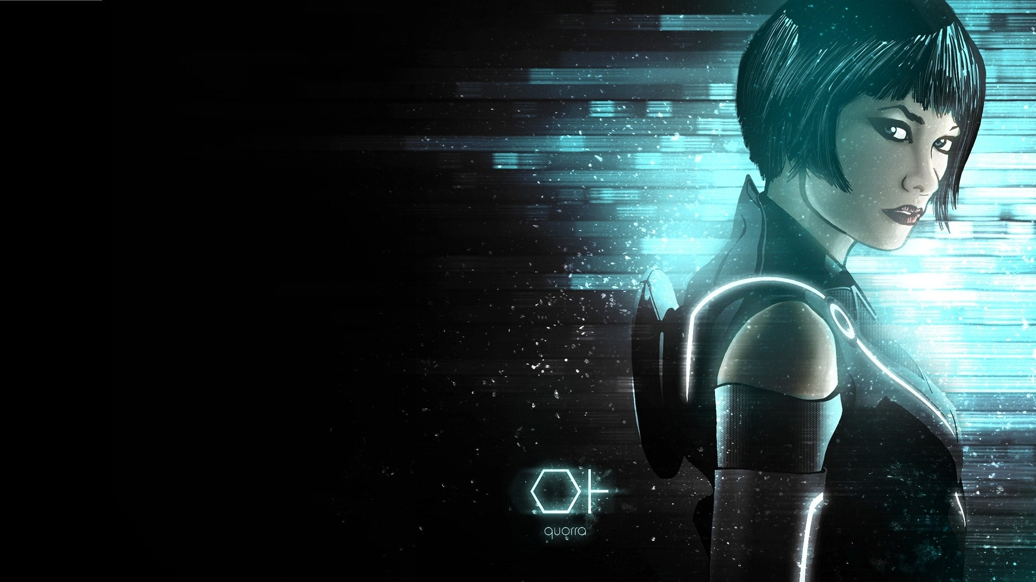 TRON Legacy Full HD Wallpaper and Background 2130x1197 2130x1197