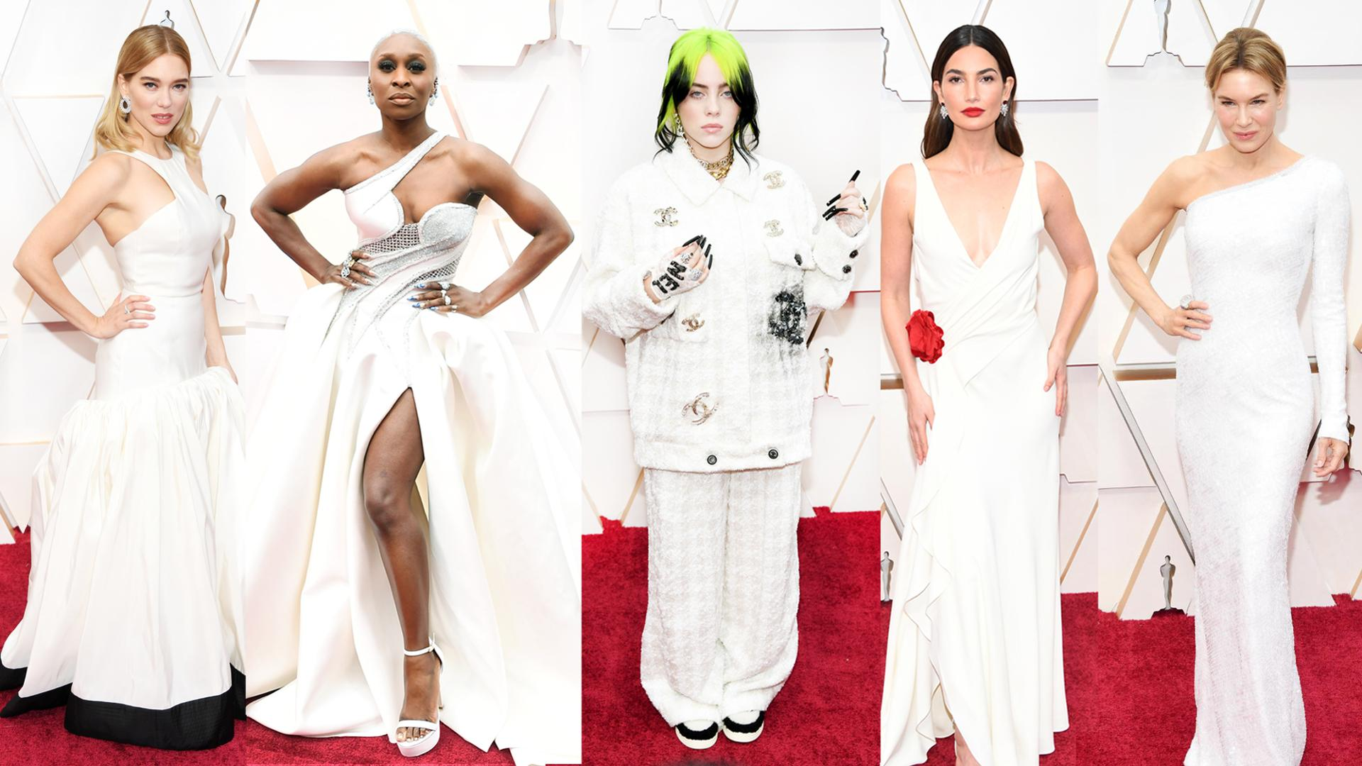 Oscars 2020 The Best Of The Red Carpet 1920x1080