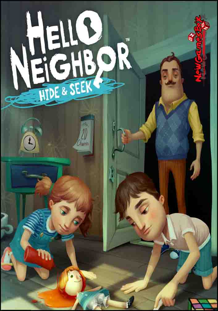 54+] Hello Neighbor Hide And Seek Wallpapers on WallpaperSafari