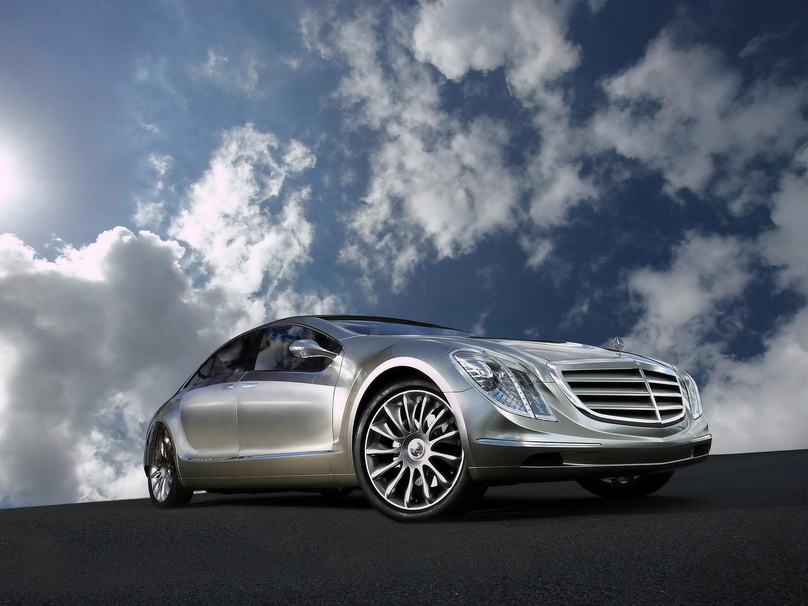 Mercedes benz wallpaper desktop Cars N Bikes 1600x1200
