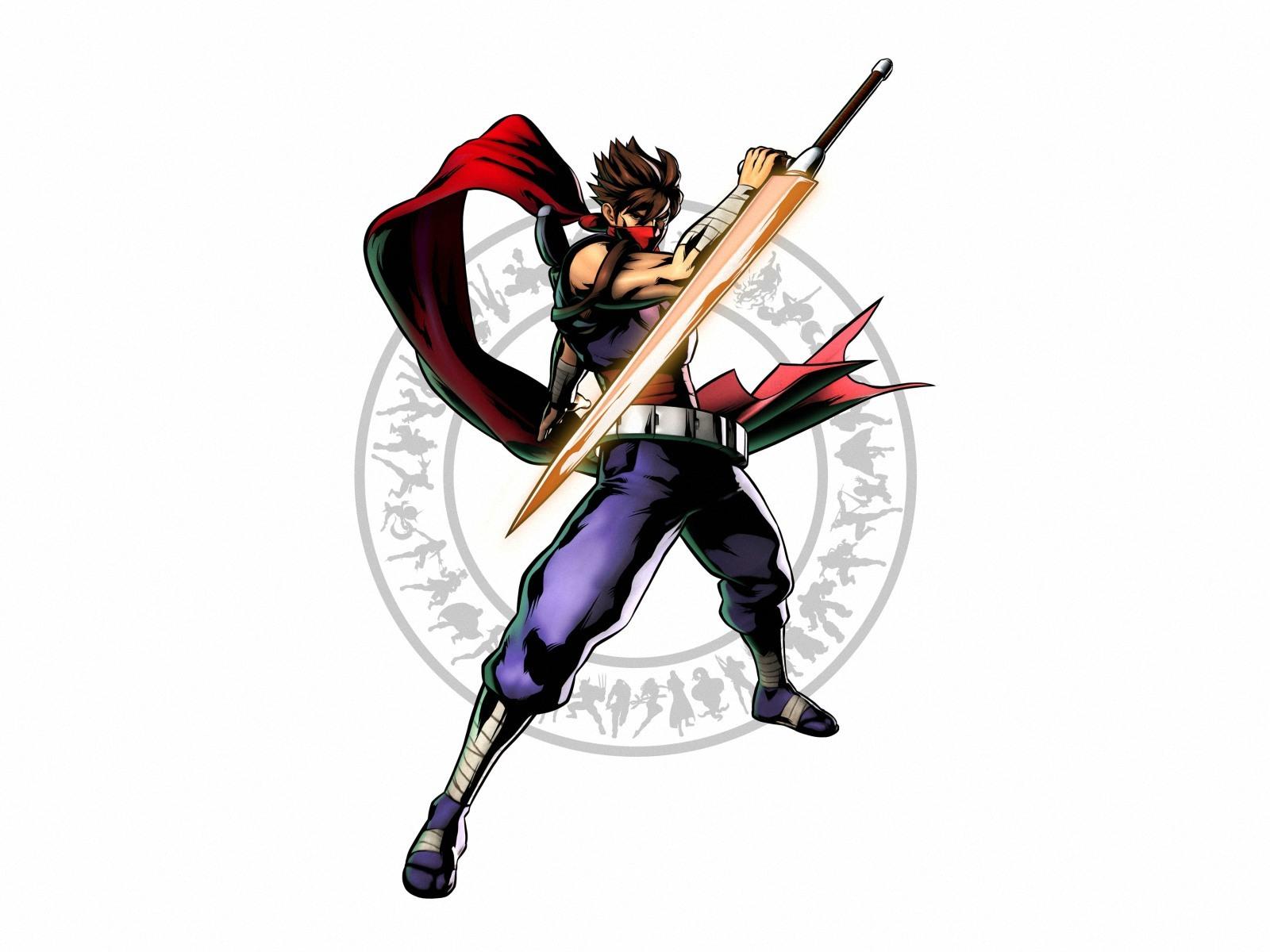 Hawkeye WallpapersMarvel Vs Capcom Wallpapers Pictures 1600x1200