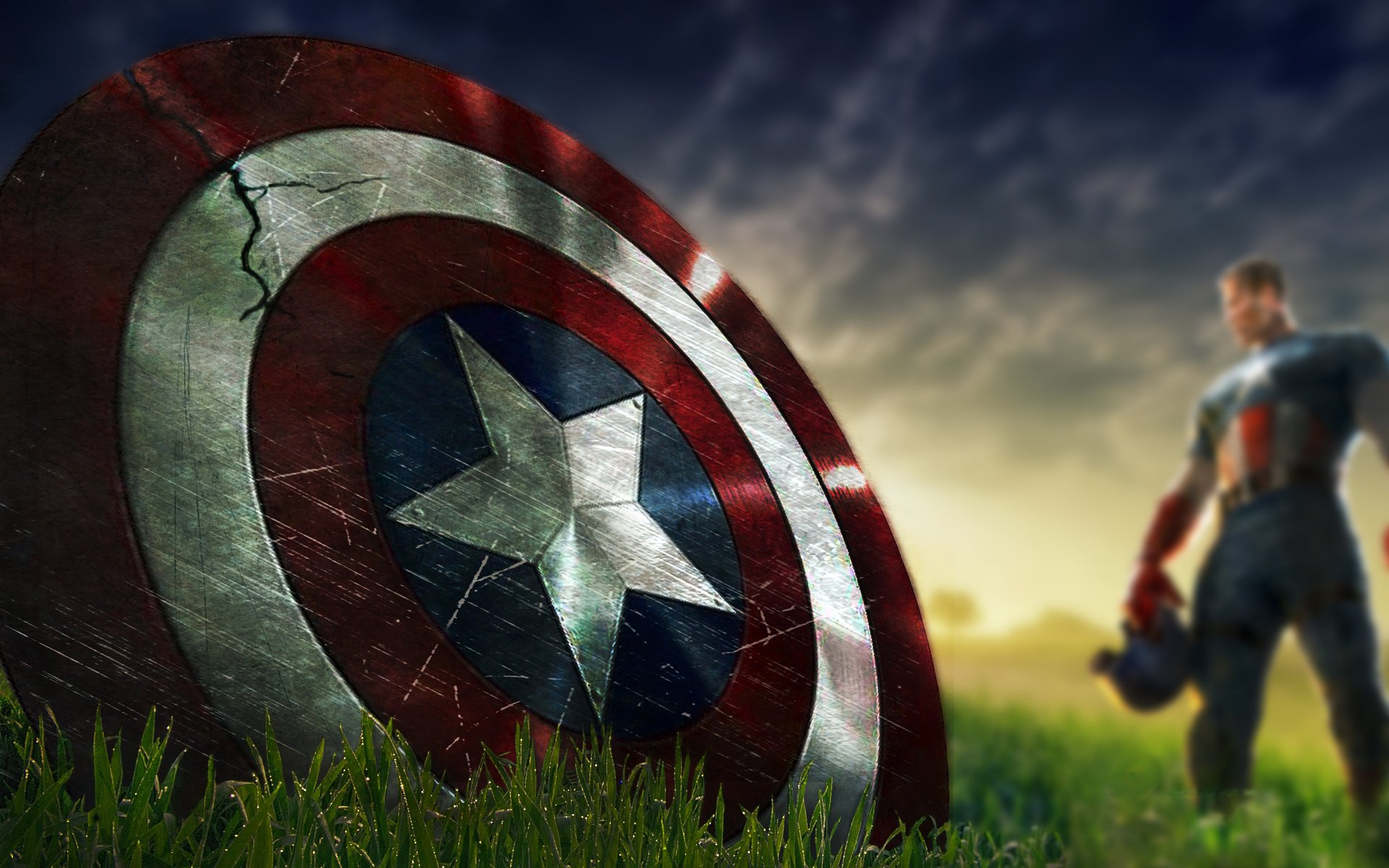 Captain America Shield Wallpapers and Backgrounds Attachment 4300   HD 1920x1200