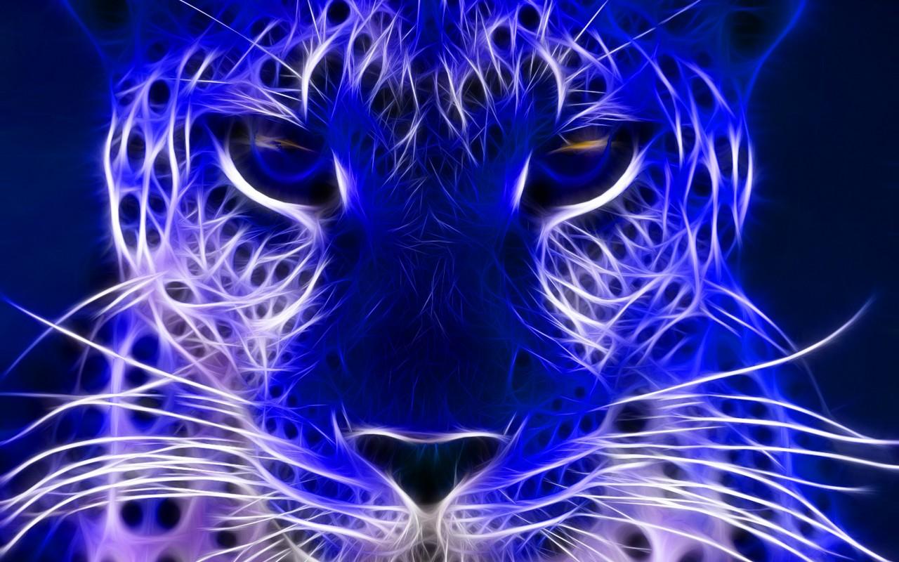 blue electric 1280x800