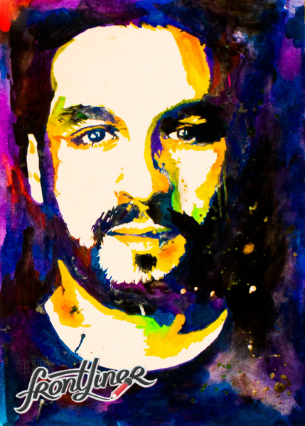 Steve Angello by TheFrontliner 429x600