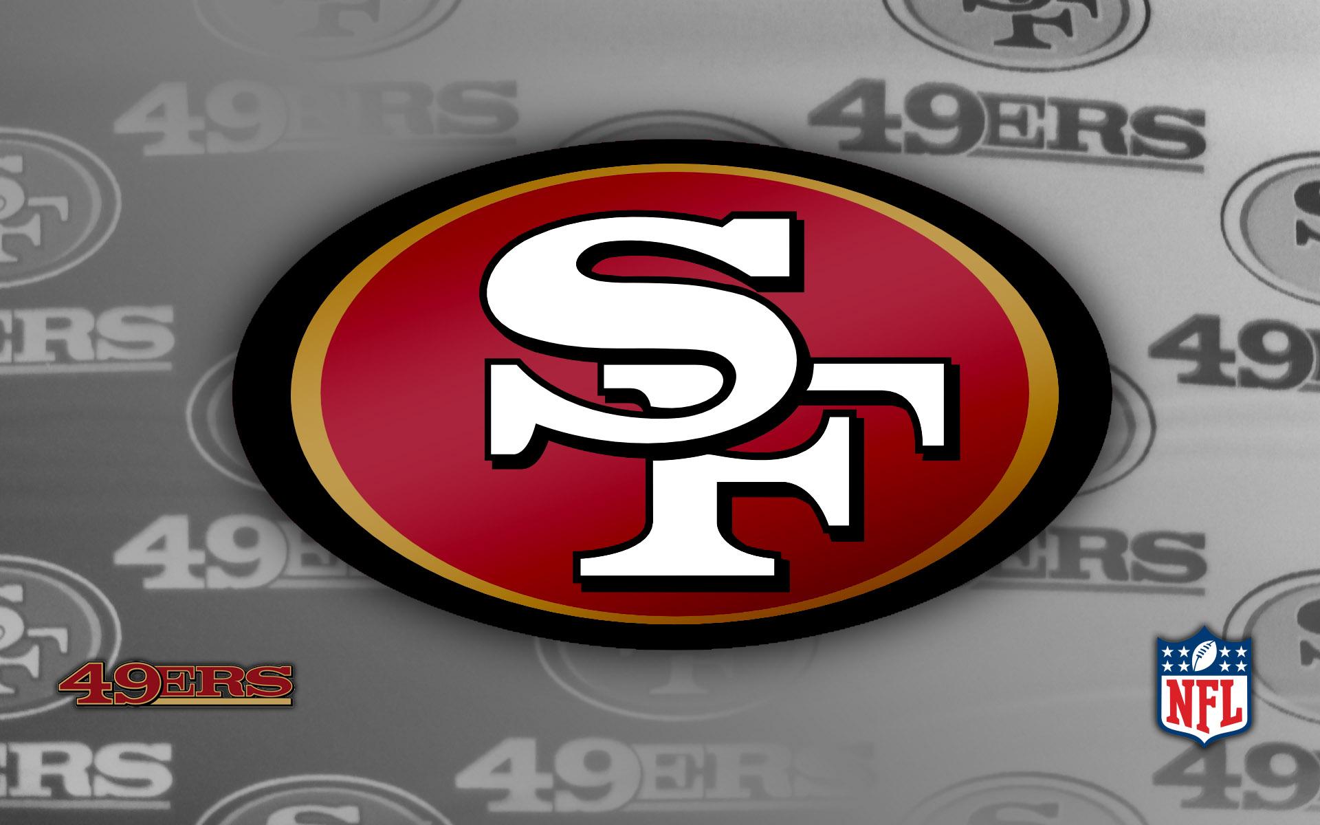 San Francisco 49ers Logo wallpapers HD   421025 1920x1200