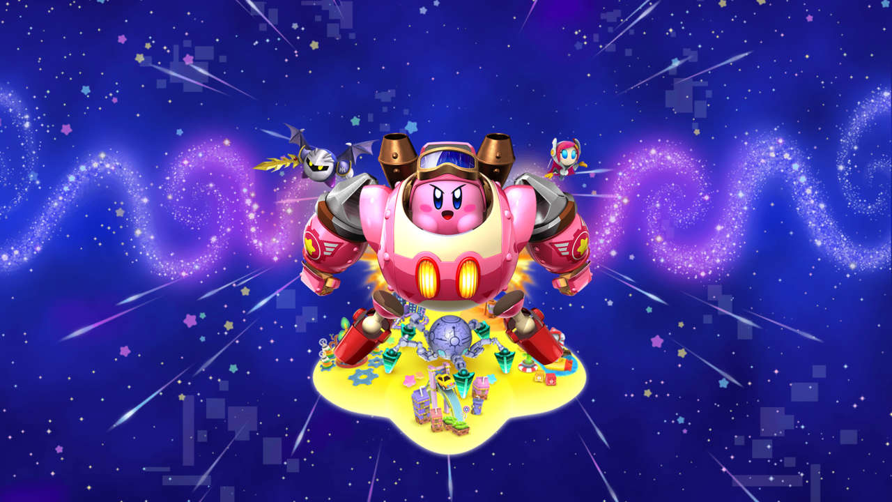 Kirby Background 107 images in Collection Page 1 1280x720