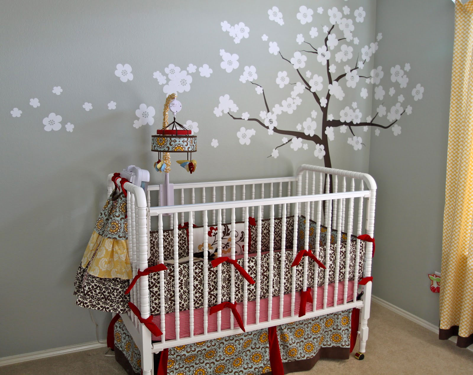 Baby Boy Nursery Wallpaper Wallpapersafari