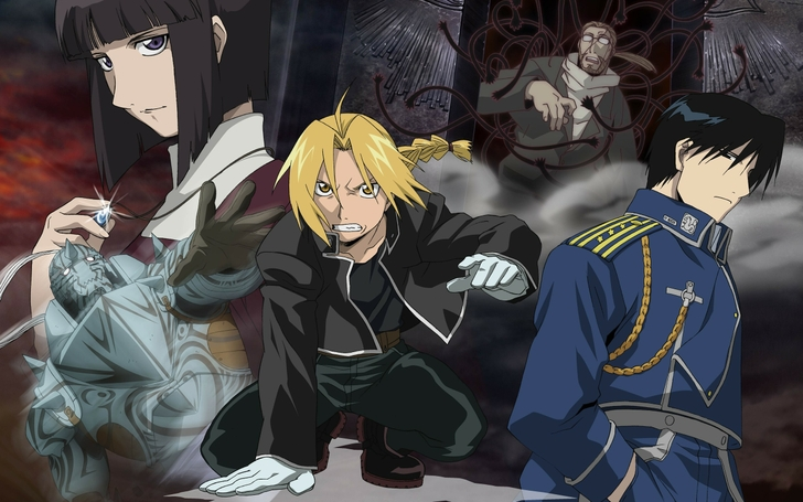 Animation Hd Wallpapers Subcategory Fullmetal Alchemist Hd Wallpapers 728x455