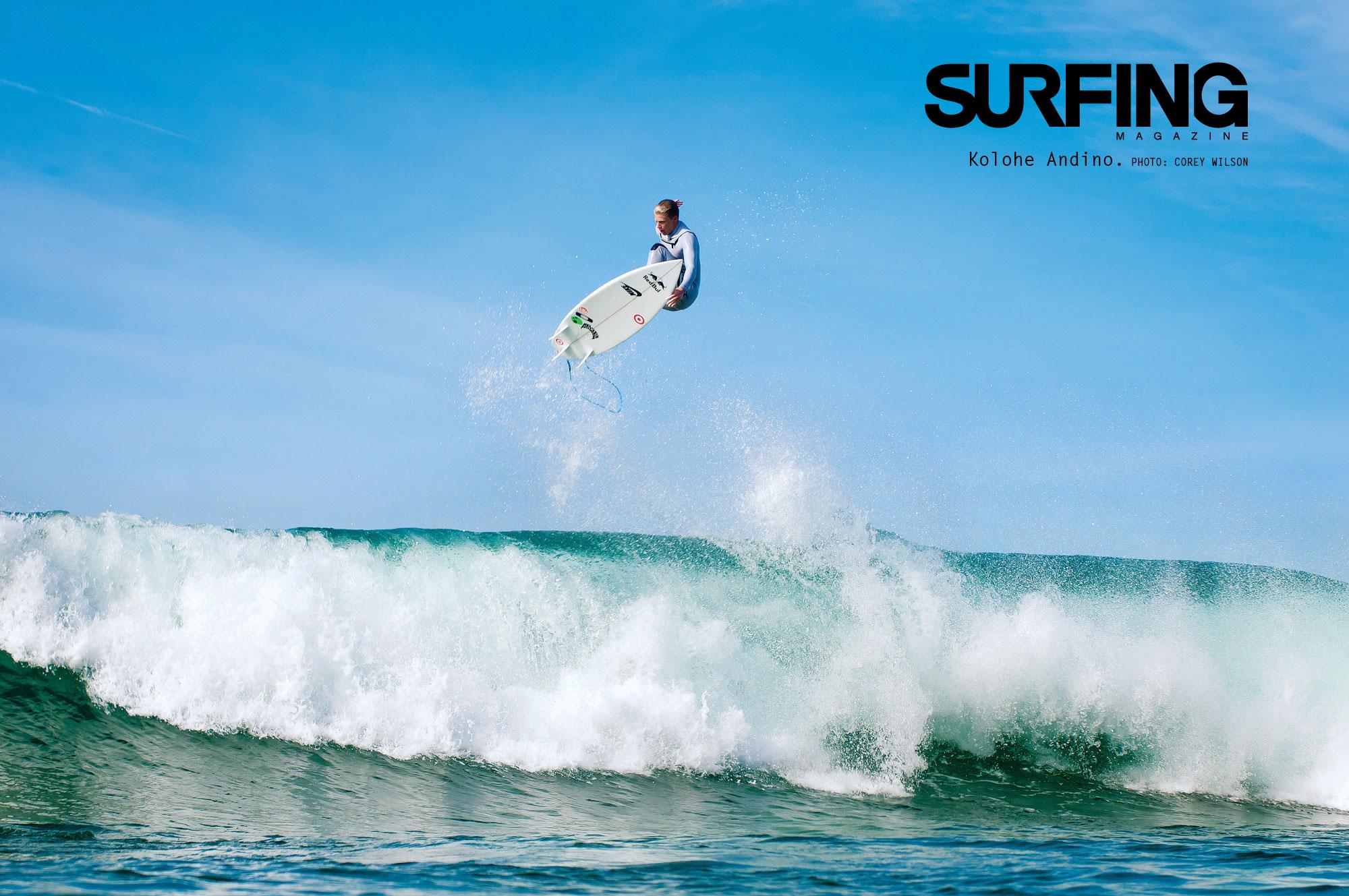Kolohe Andino Photo Corey Wilson Photo 44567 SURFING Magazine 2000x1329