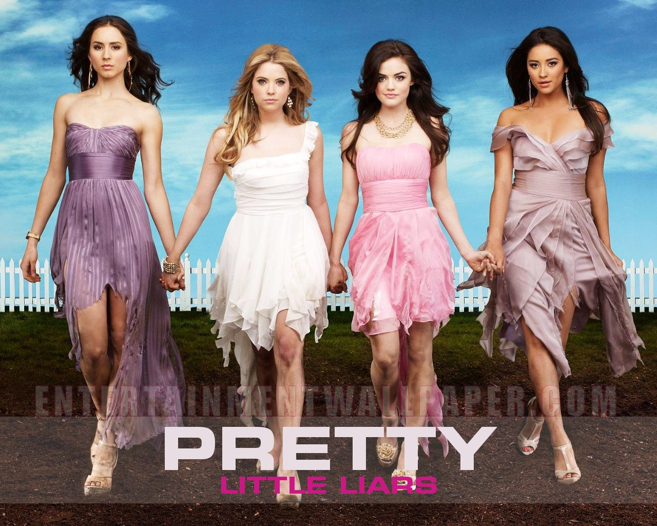 Vamp1991 pretty Little liars Wallpapers 1280x1024