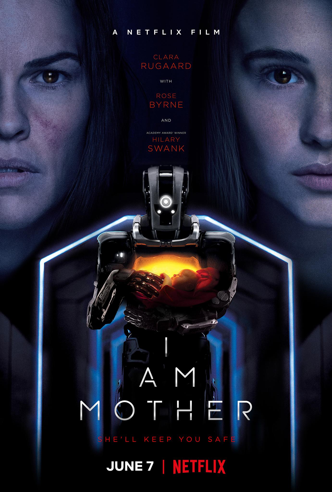 I Am Mother 2019   IMDb 1382x2048