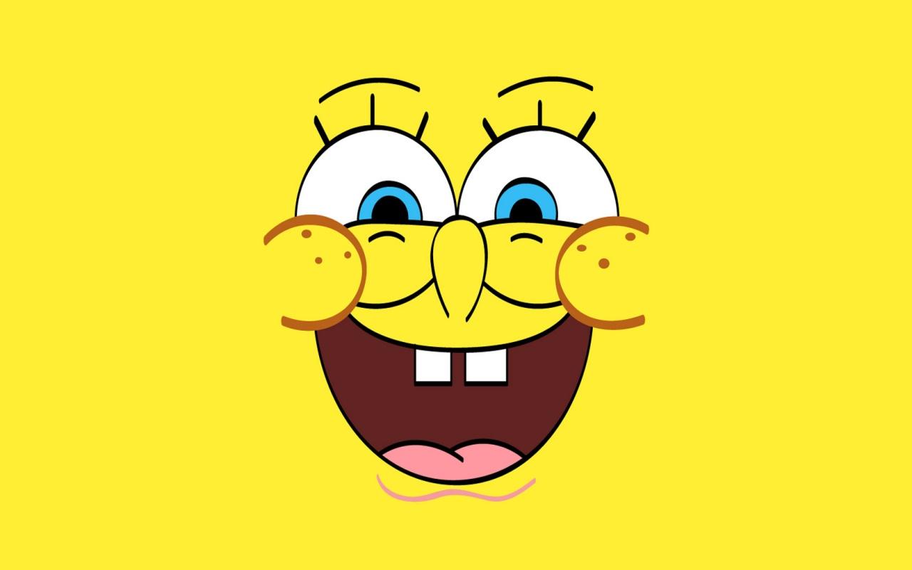 500 Wallpaper Animasi Spongebob HD Terbaru