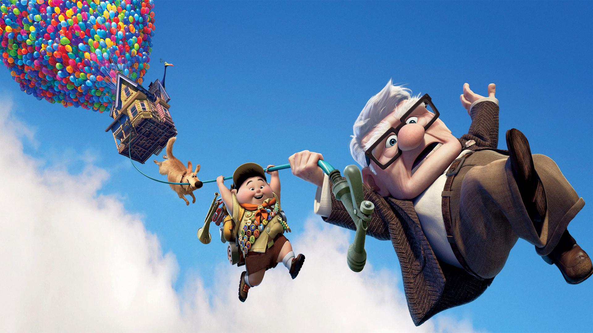Pixars UP Dual Monitor HD Wallpapers HD Wallpapers 1920x1080