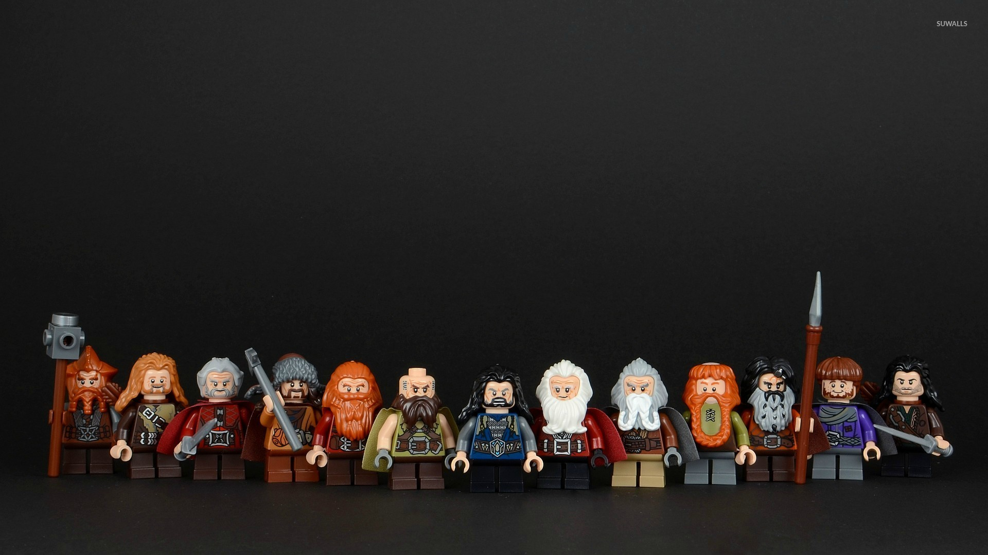 Lego The Hobbit wallpaper   Photography wallpapers   41709 1680x1050