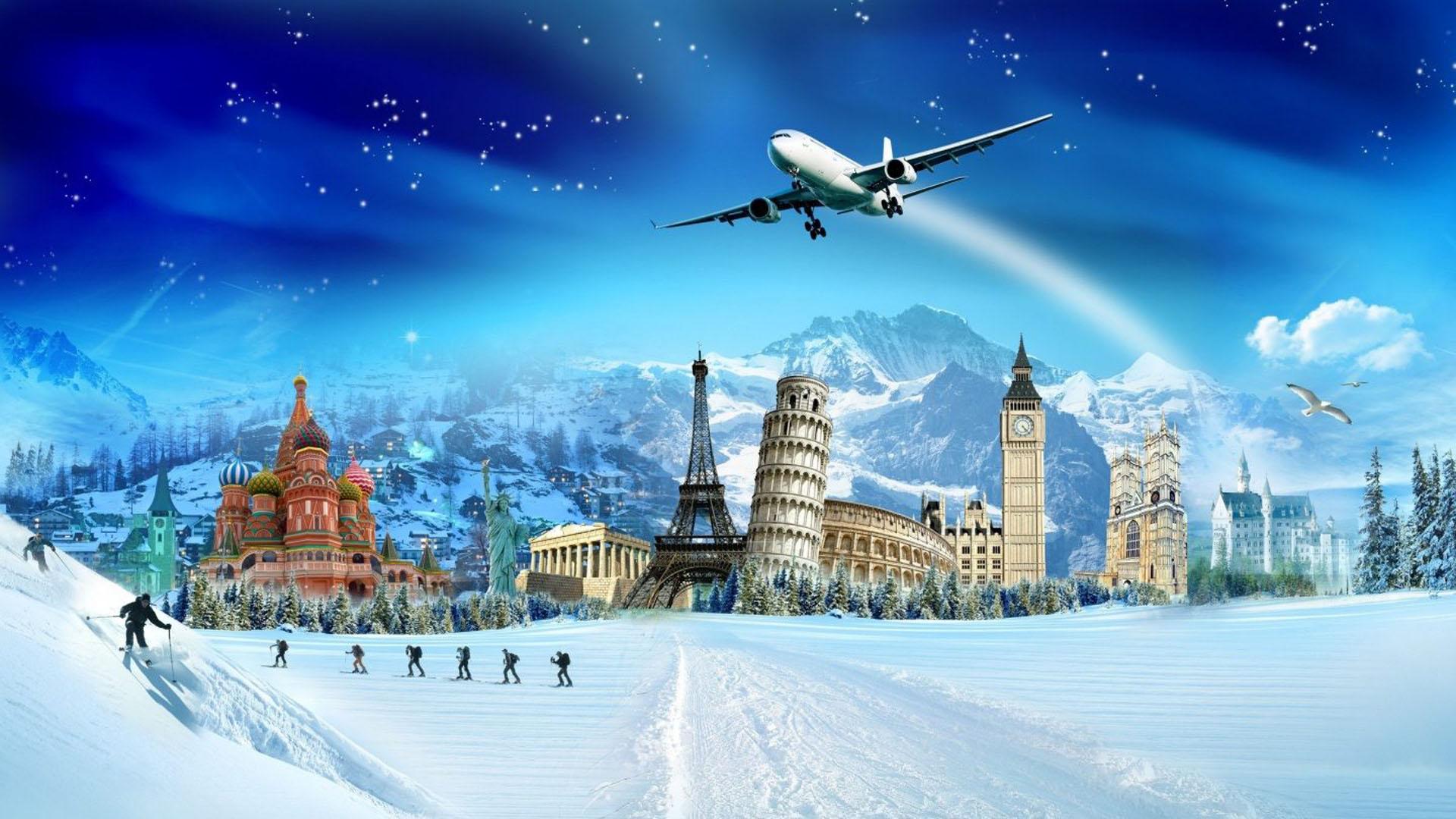 Tour Operator Europe Europe Travel Agency European Travel Company 1920x1080