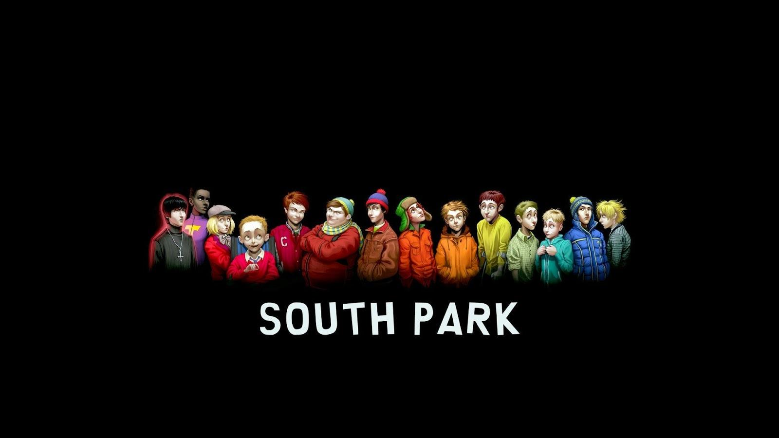South Park Wallpaper Cartoon Wallpapers 1600x900