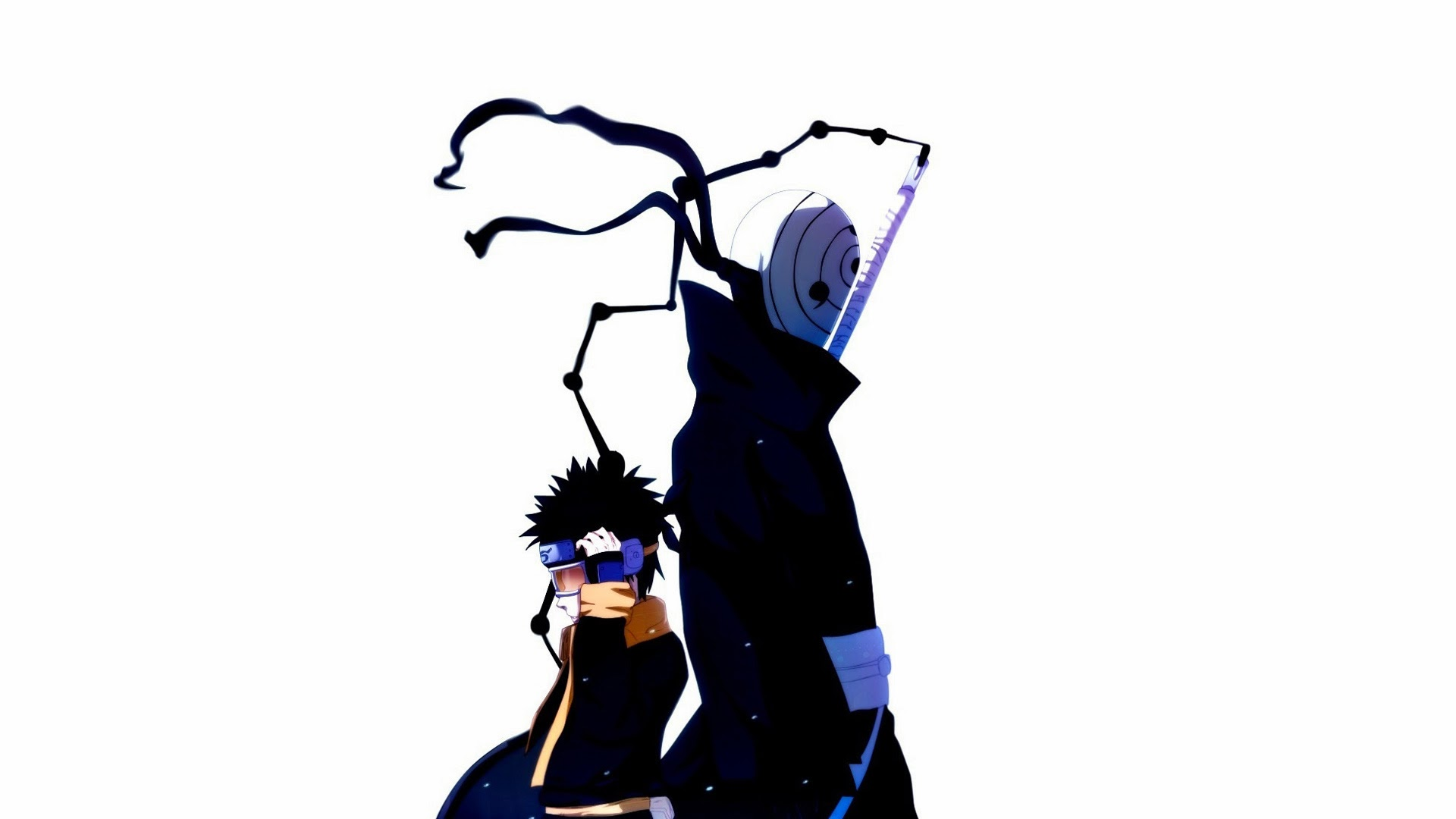 Obito Uchiha Anime Picture 3s Wallpaper HD 1920x1080