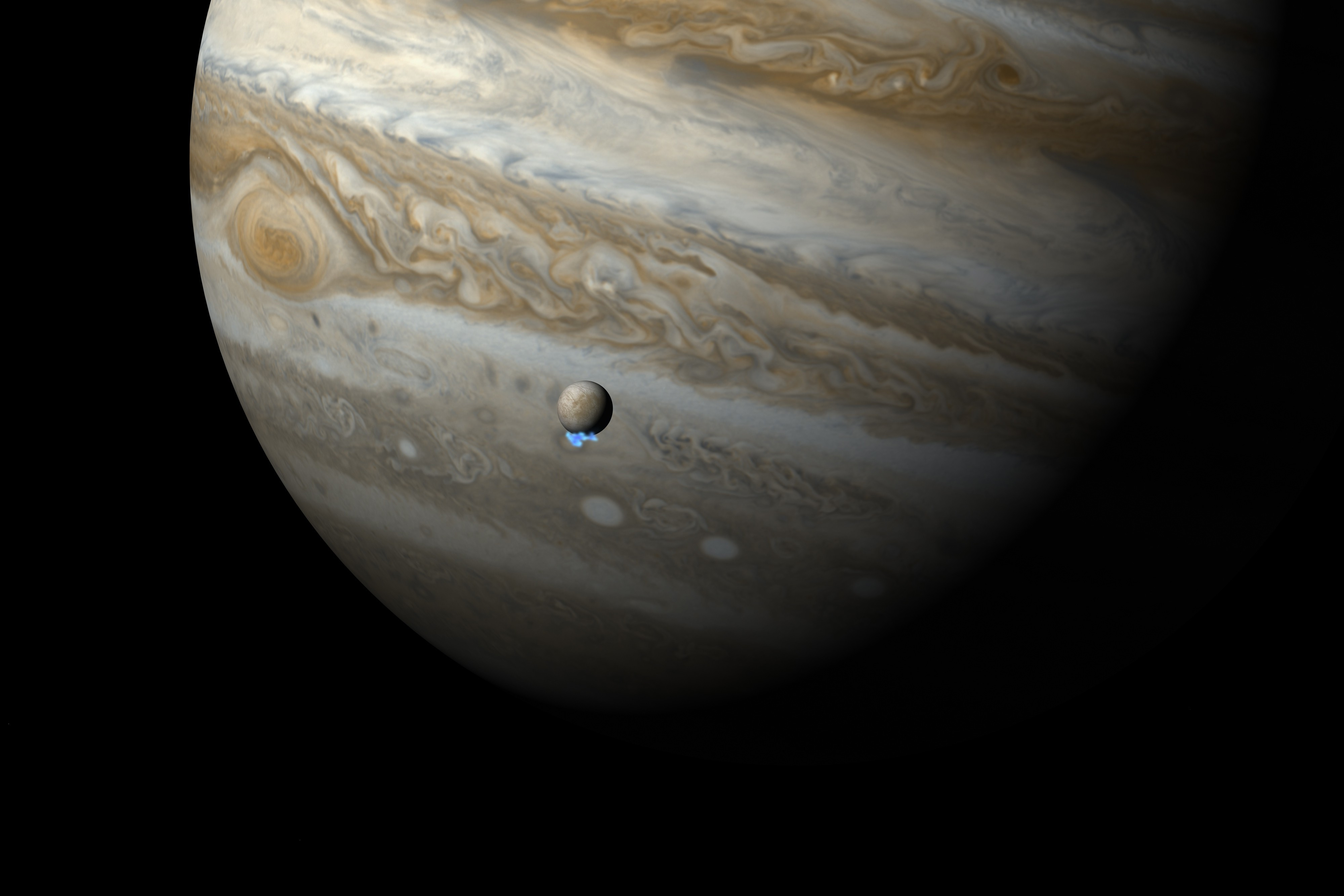 Jupiter Wallpaper 13   4000 X 2667 stmednet 4000x2667