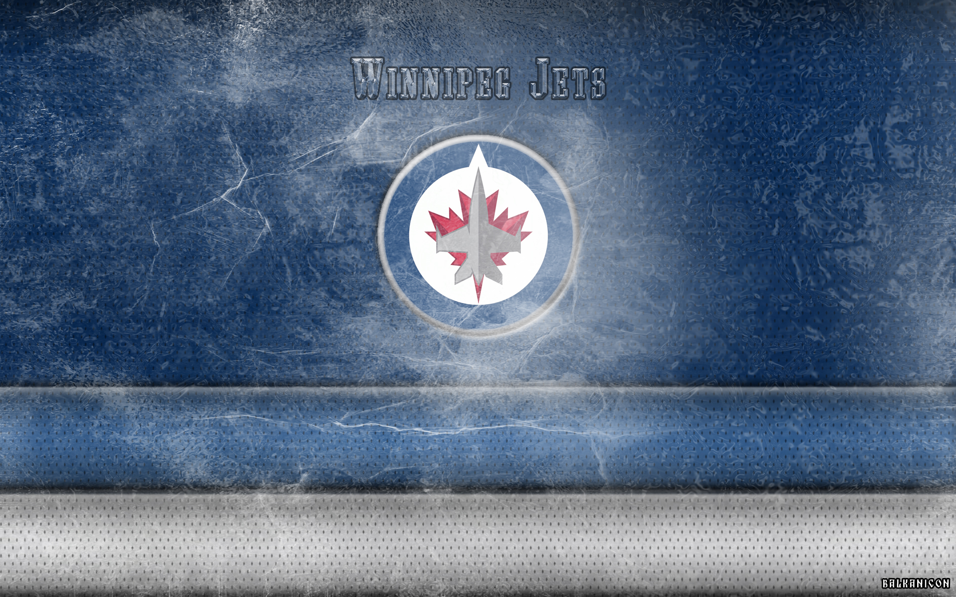 Winnipeg Jets wallpaper by Balkanicon 1920x1200
