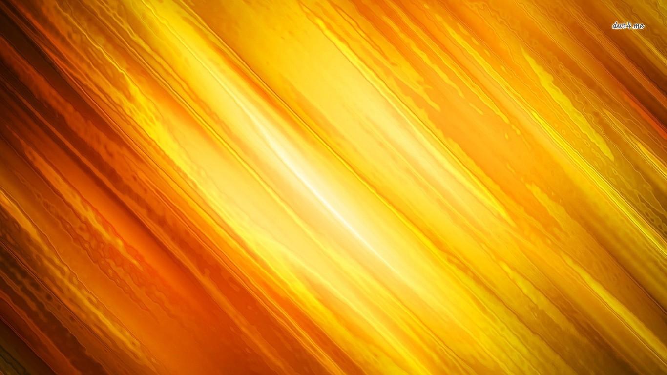 Orange lines wallpaper   Abstract wallpapers   13517 1366x768