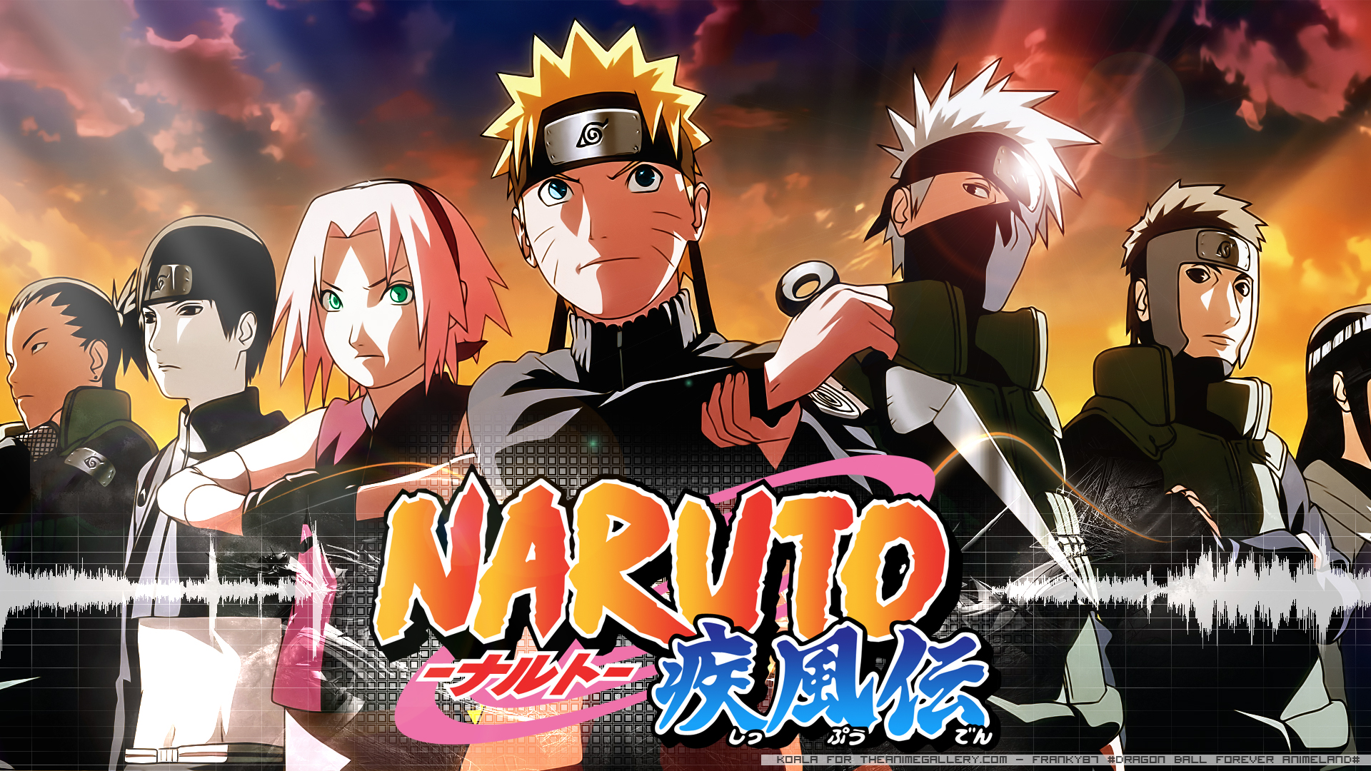 naruto anime   Naruto Wallpaper 33923256 1920x1080