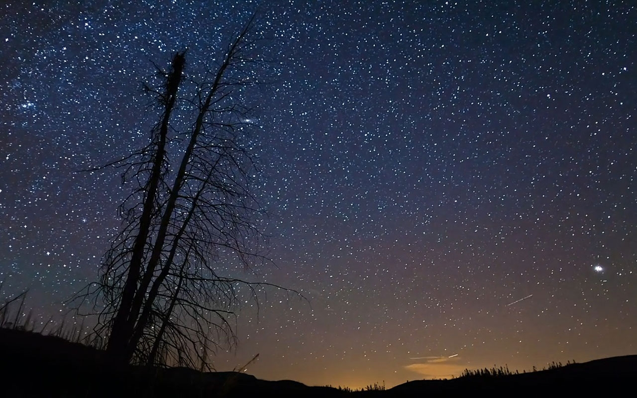stars at night wallpaper - photo #24
