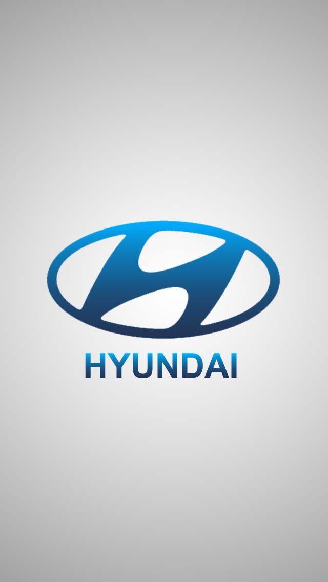 Hyundai Logo Smartphone Wallpapers Iphone 5 wallpaper Logos 640x1136