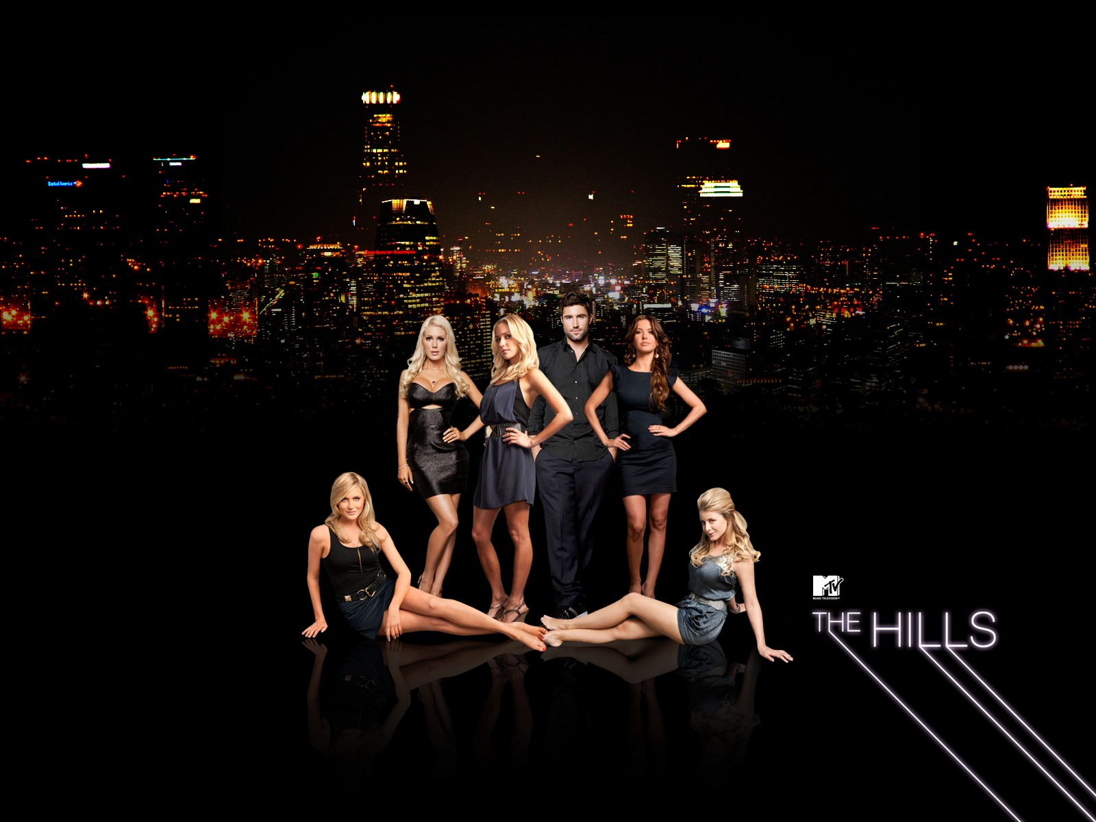 Hollywood Hills Wallpaper The Hills film movie Celebrity and 1600x1200