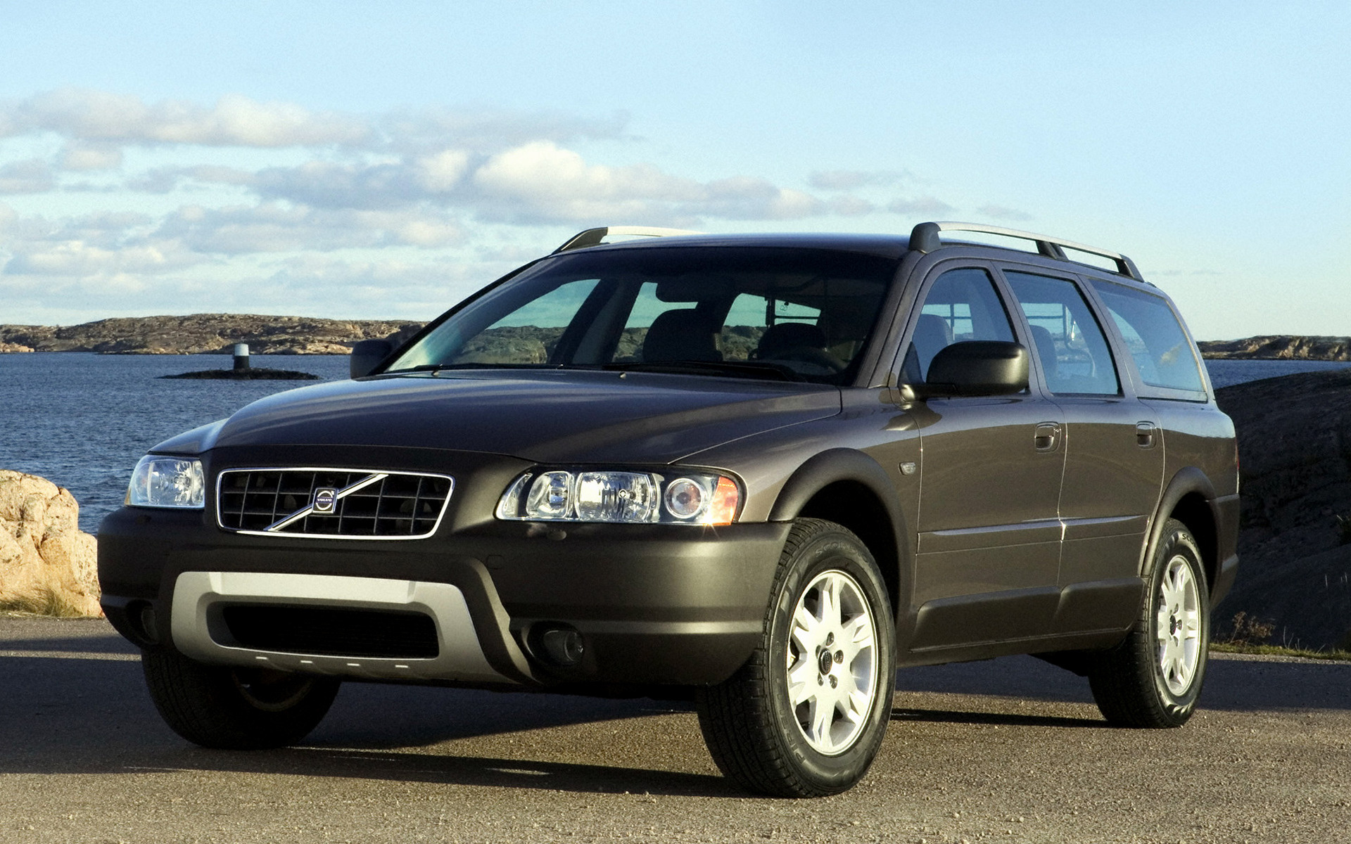 2004 Volvo XC70   Wallpapers and HD Images Car Pixel 1920x1200