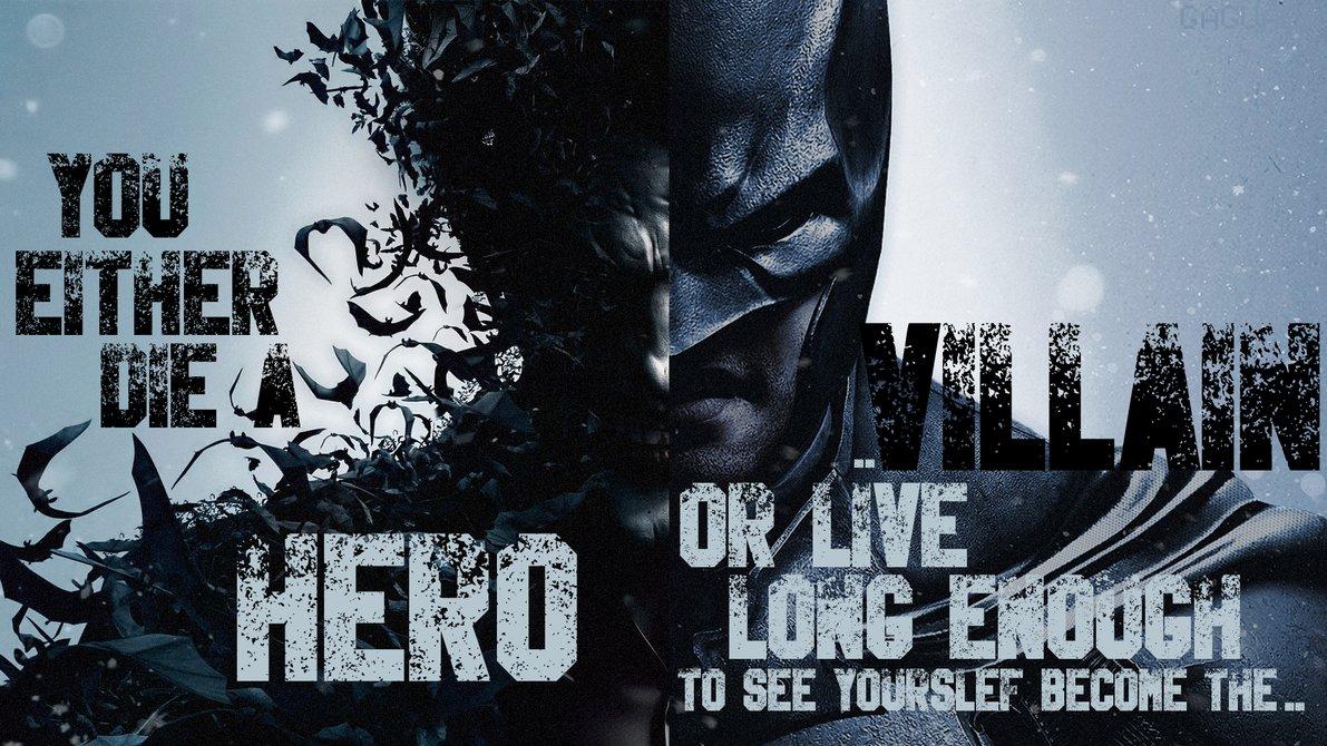 Free Download Batmanjoker Wallpaper By Gaguaer 1191x670
