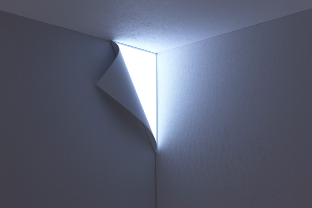 Peel Back Night Light Looks Like Portal Into Another World [Pics 625x418