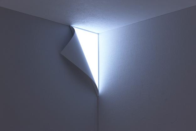 Peel Back Night Light Looks Like Portal Into Another World [Pics 625x418