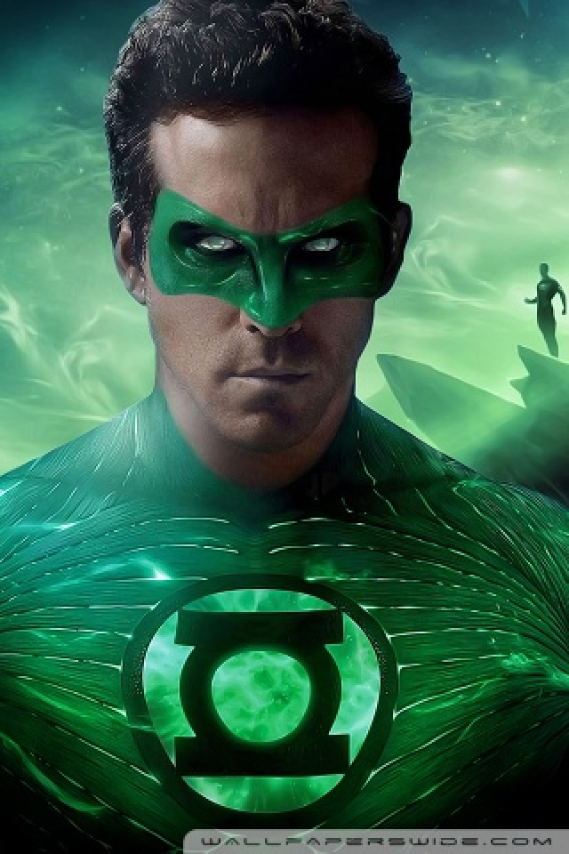 Green Lantern iPhone Wallpaper HD iPhone Wallpaper Gallery 640x960