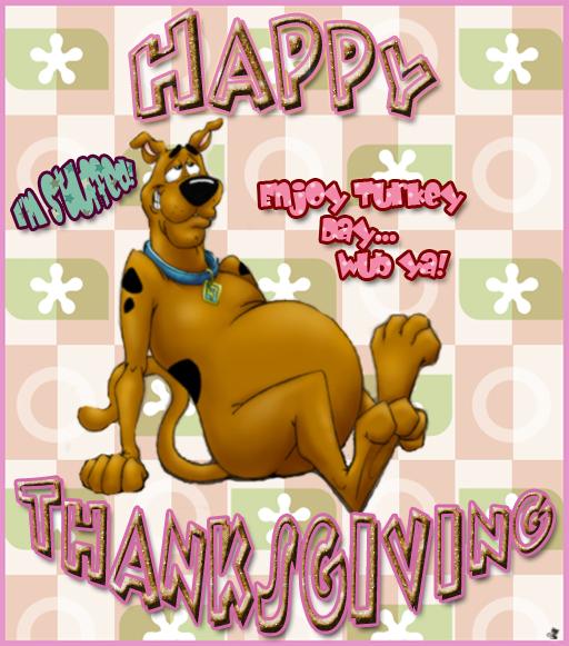 46 Scooby Doo Thanksgiving Wallpaper On Wallpapersafari