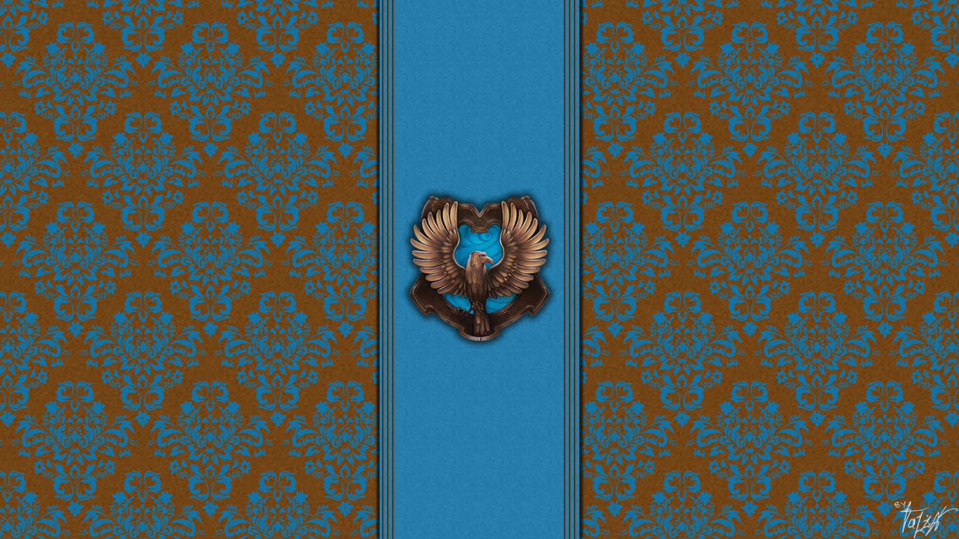 house ravenclaw wallpaper hogwarts paper art theladyavatarjpg 1920x1080