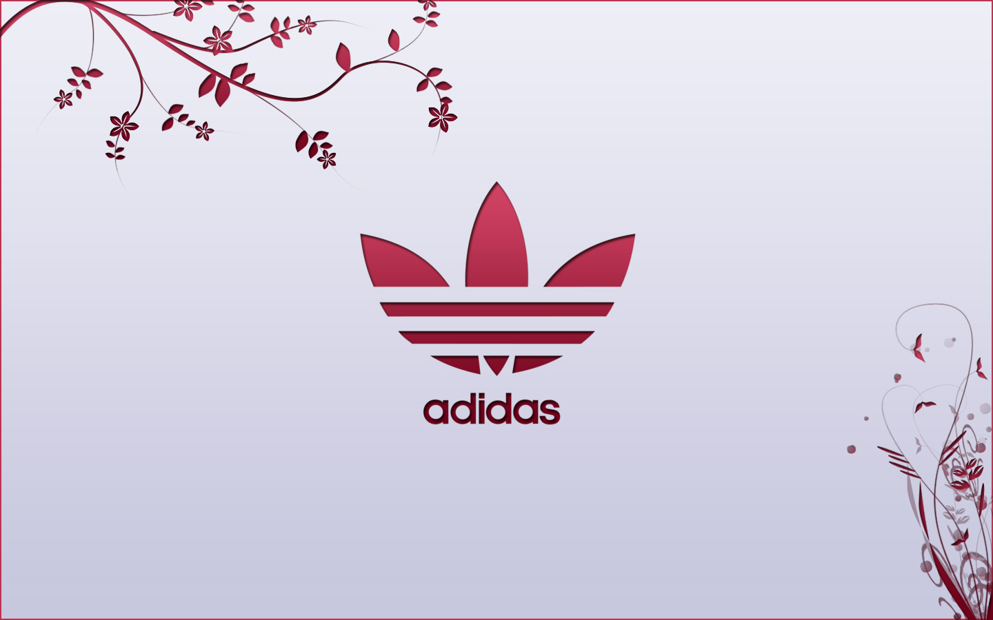 Adidas wallpaper floral For Desktop 1440x900