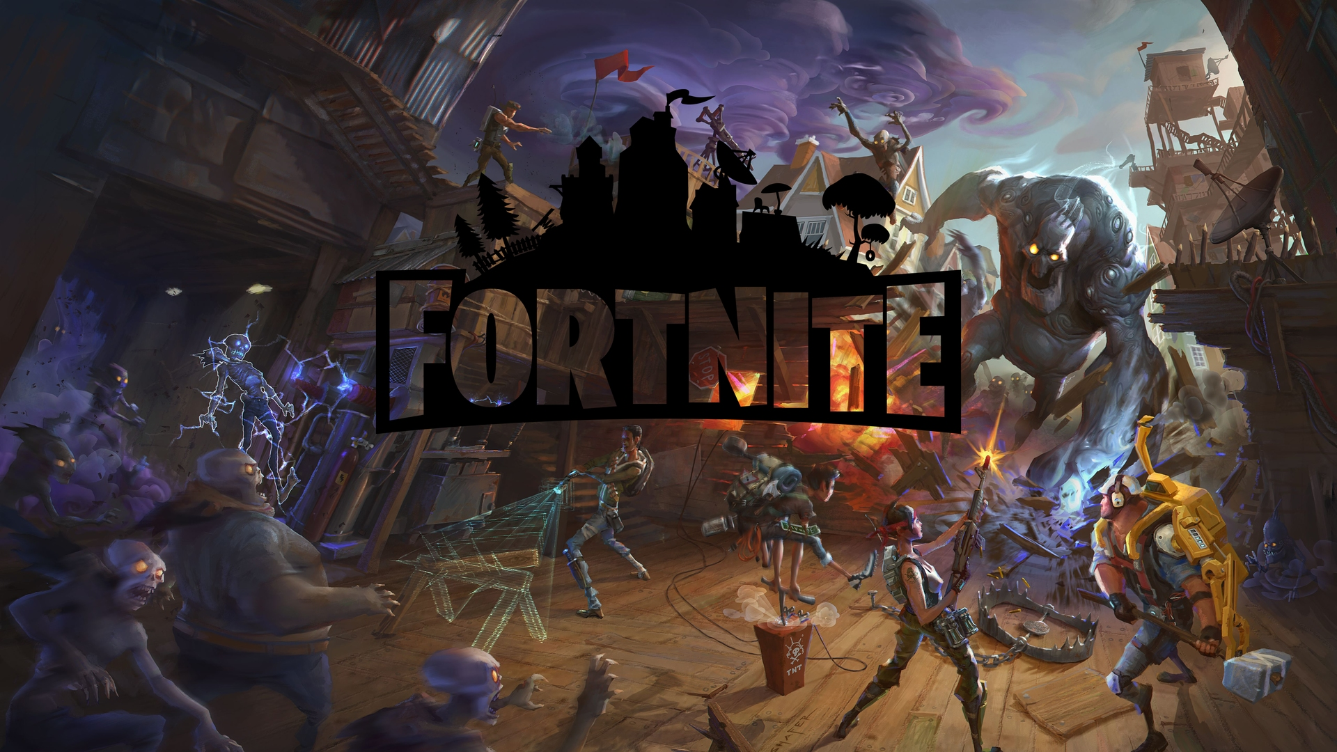 Fortnite Pvp Wallpaper   WallsKid 1920x1080