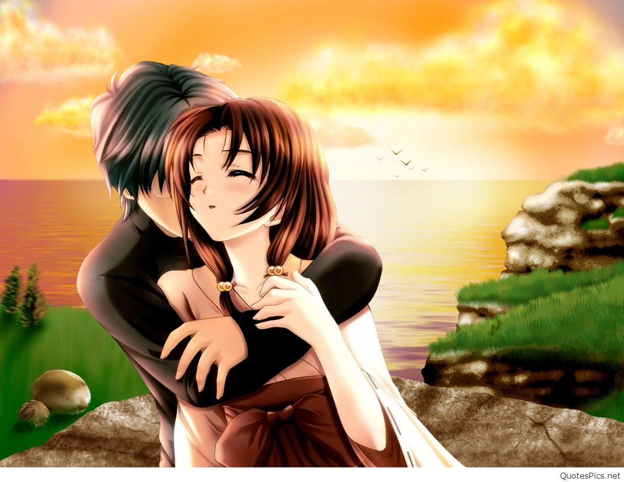 Cute Cartoon Couples Wallpapers Hd