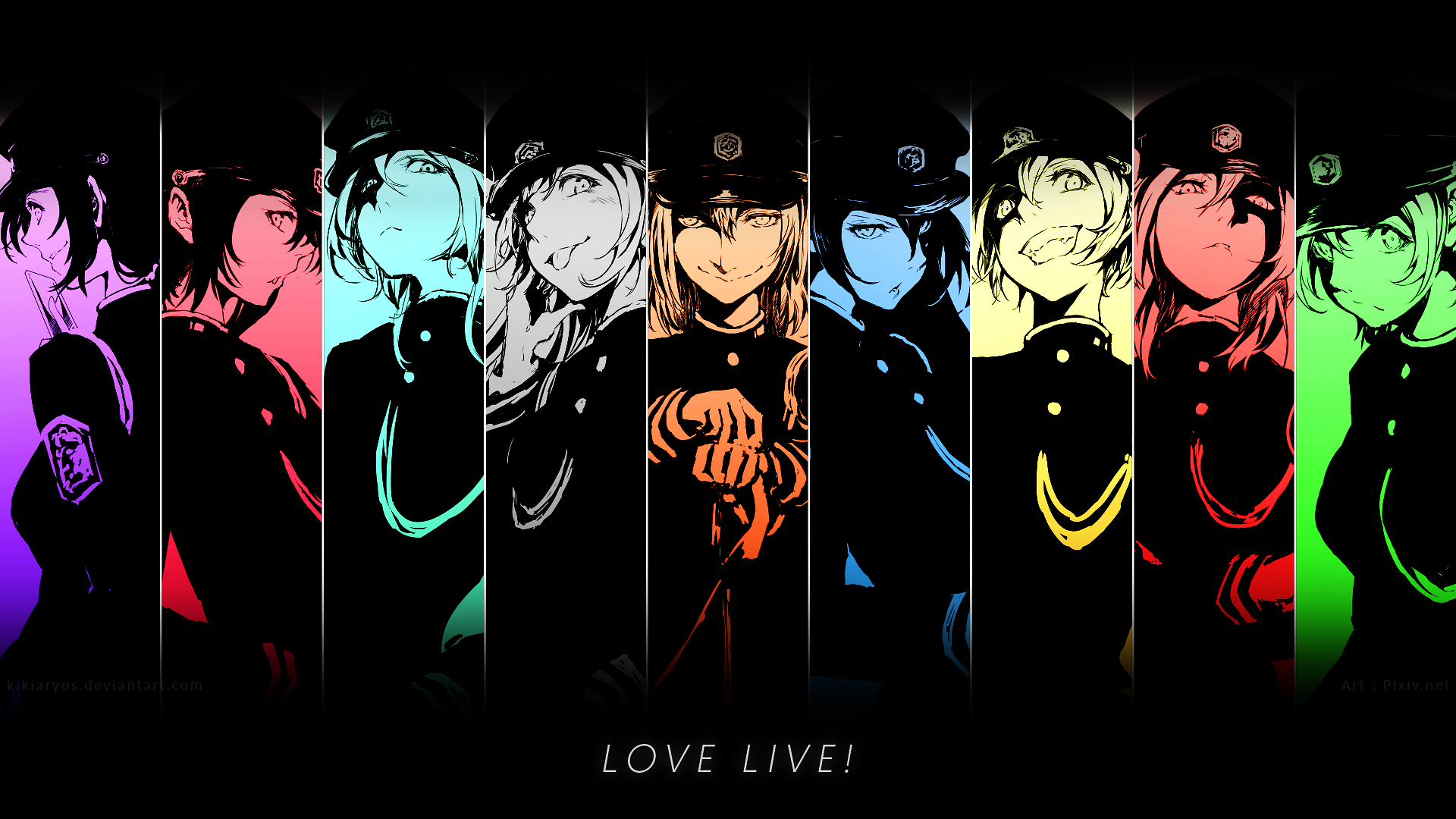 [96+] Love Live! Wallpapers on WallpaperSafari