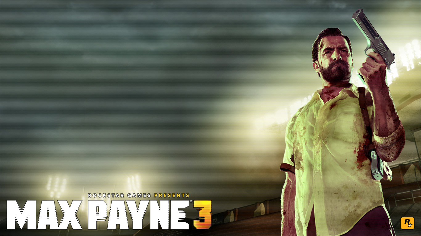 Max Payne 3 Wallpaper in 1366x768 1366x768