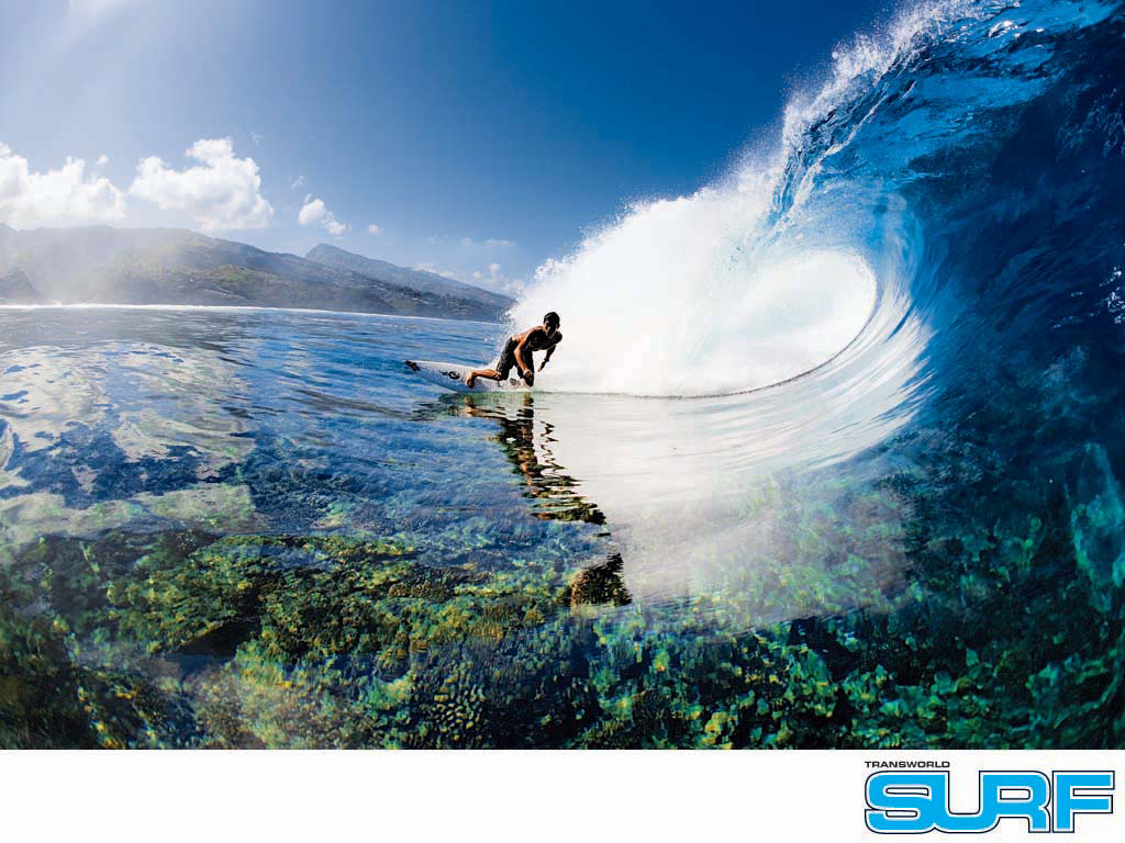 Transworld Surf Wallpapers Tahiti Transworld Surf HD Wallpapers 1024x768